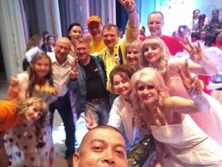 """Взрослые участники концертной программы """"Взрослые и дети""""!"""