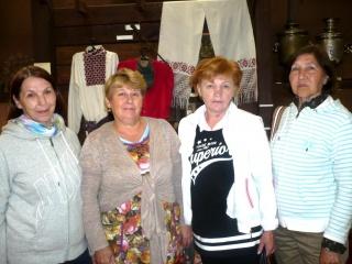 Представители рубцовской организации ветеранов сферы культуры