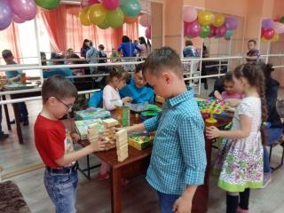 """Интерактивные площадки в ДЮДК """"Черемушки"""""""