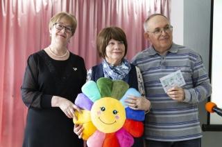Ольга Такмакова, Зинаида Груздева, Юрий Кравченко