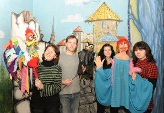 В ноябре Театр кукол примет участие в концертной программе Заслуженных коллективов Алтайского края в г. Барнауле