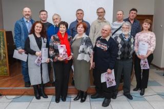 Авторы и организаторы выставки